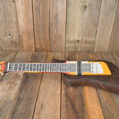 Melobar 1RL Steel Guitar 1980 Sunburst for sale