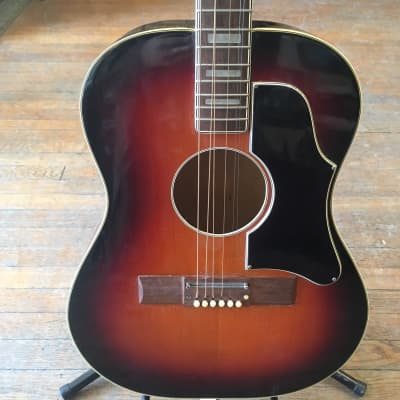 Wurlitzer Acoustic Guitar Project Guitar for sale