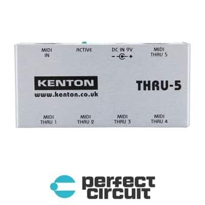 Kenton Thru-5 MIDI Splitter image