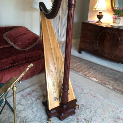 Prelude Lyon and Healy 40 String Model Harp for sale