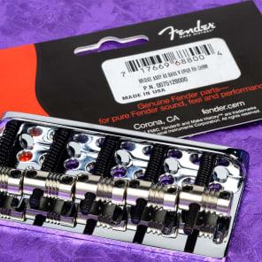 Fender USA American Series 5 String  Precision Jazz Bass Upgrade Bridge 0075128000