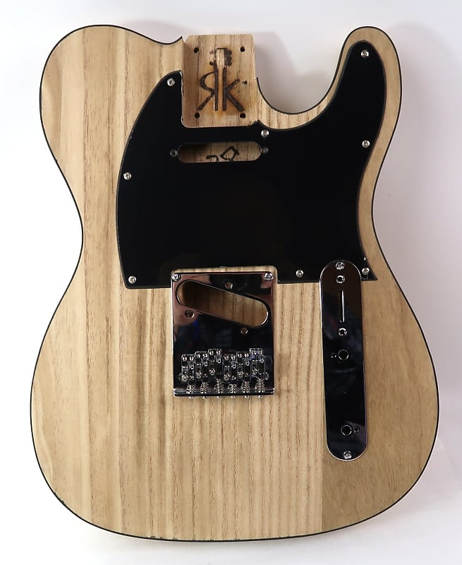 Select Stock TLse 12 String Body With Chrome Builders Kit