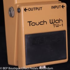 Boss TW-1 Touch Wah 1987 s/n 788200