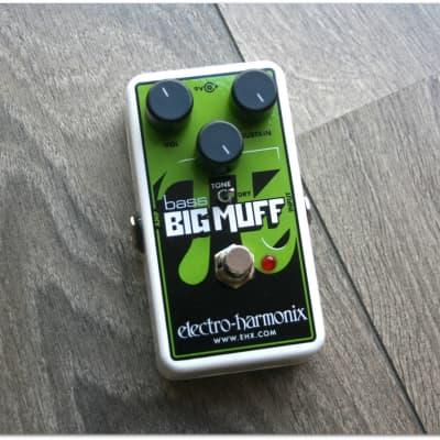 """EHX """"Nano Bass Big Muff Pi"""""""