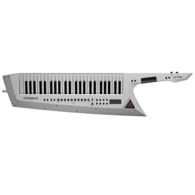 Roland AX-EDGE Keytar Synthesizer - White