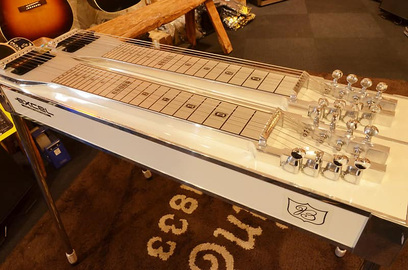 fuzzy pedal steel guitar company jerrybyrd model 8 free reverb. Black Bedroom Furniture Sets. Home Design Ideas