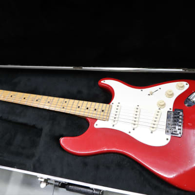 Peavey Predator USA 6 String Red  Electric Guitar for sale