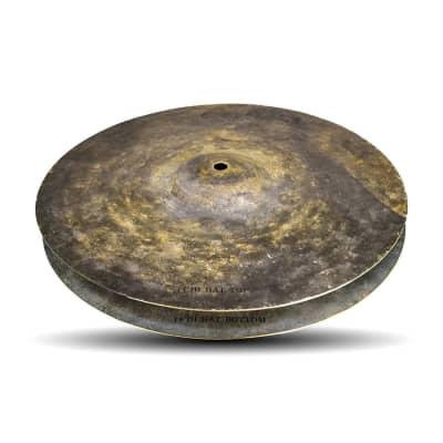 """Dream Cymbals Dark Matter Hi Hat 14"""""""
