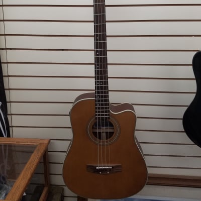 AXL  Acoustic/Electric Bass Wood for sale