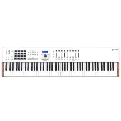 Arturia KeyLab 88 MKII USB MIDI Keyboard, 88-Key