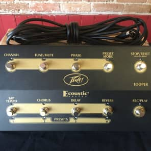 Peavey 03582670 Ecoustic Amp Footswitch
