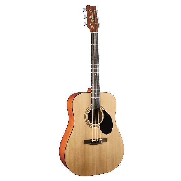 jasmine s35 acoustic dreadnought guitar godpsmusic reverb. Black Bedroom Furniture Sets. Home Design Ideas