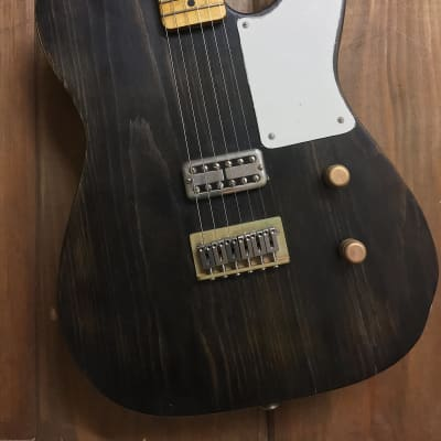 Telecaster Cabronita style Rat Rod Deluxe by Mattos Custom Guitars Tele for sale
