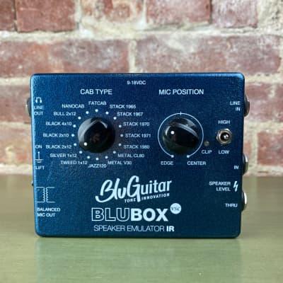 BluGuitar BluBox Speaker Emulator *FREE Priority Shipping*