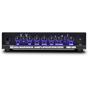 Warwick LWA500 500w Lightweight Bass Head