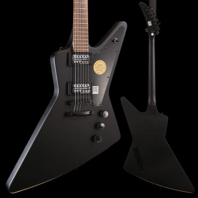 Epiphone EXP2PBBH1 Gothic 1958 Explorer Black Satin Black Hardware for sale