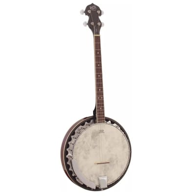 Barnes & Mullins BJ304 Perfect 4 String Tenor Banjo (Mahogany) for sale