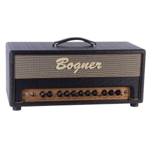 Bogner Shiva 20th Anniversary KT88 90-Watt Guitar Amp Head with Reverb