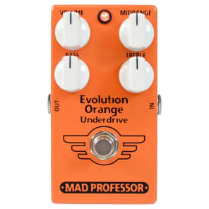 Mad Professor Evolution Orange 2015