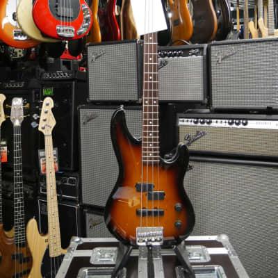 Fender Precision Bass Deluxe sunburst 1993 for sale