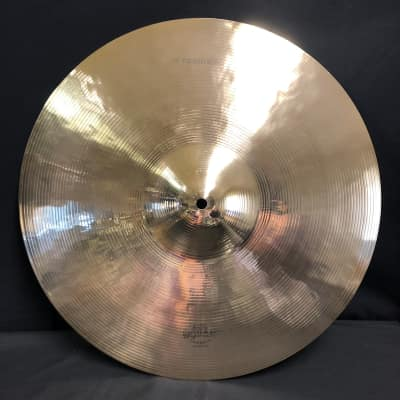 "Wuhan 18"" Crash Ride Cymbal"