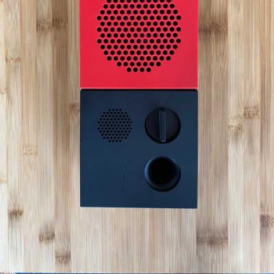 "Teenage Engineering Frekvens 4x8"" Bluetooth Speaker 2020 Red"
