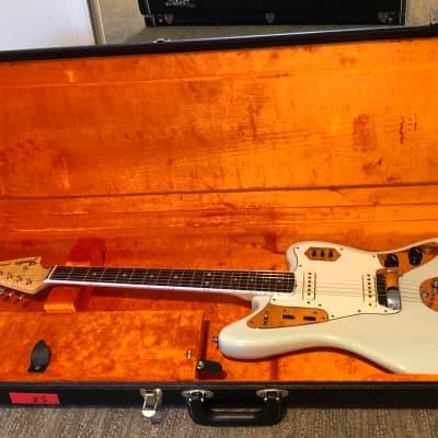 Fender  Fender American Vintage '65 Jaguar - Sonic Blue 2013 Sonic blue for sale