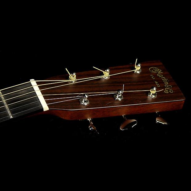 Natural Black Grain Guitar