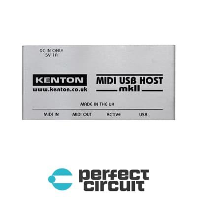Kenton MIDI USB Host mkII MIDI Interface image