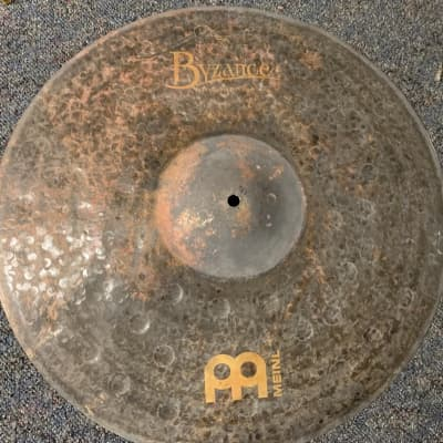 "Used Meinl Byzance 20"" Extra Dry Thin Crash"