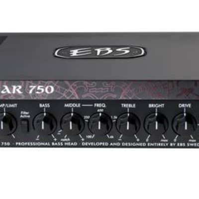 EBS Reidmar 750 Watt Compact Bass Amplifier Head for sale