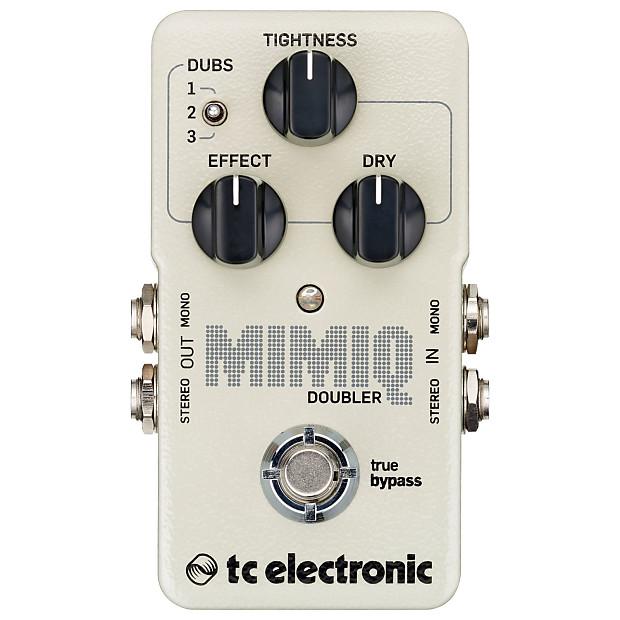 tc electronic 996130001 mimiq doubler guitar effect pedal reverb. Black Bedroom Furniture Sets. Home Design Ideas