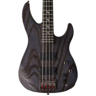 Caparison Dellinger-BASS, Dark Black Matt for sale