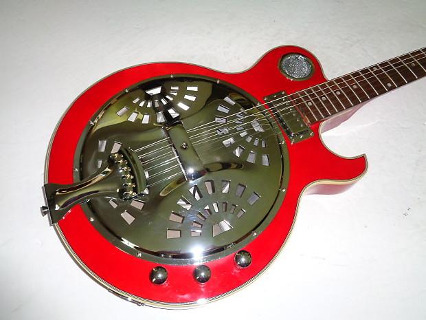 jay turser model jtres str electric resonator guitar reverb. Black Bedroom Furniture Sets. Home Design Ideas