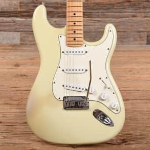 Fender Custom Shop Custom Classic Stratocaster White 2008 (s849)