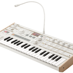Korg MicroKorg S Synthesizer Vocoder Synth 37-key Keyboard MicroKorgS