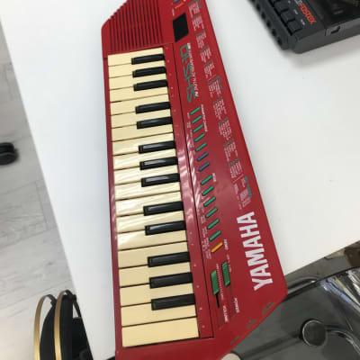 Yamaha Shs-10R 1985 Rojo
