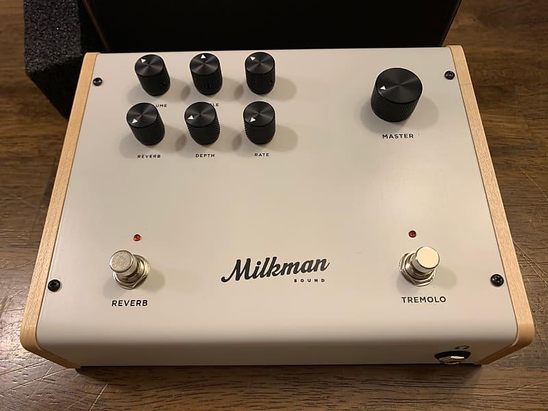 milkman the amp 50 watt hybrid guitar amp head pedal reverb. Black Bedroom Furniture Sets. Home Design Ideas