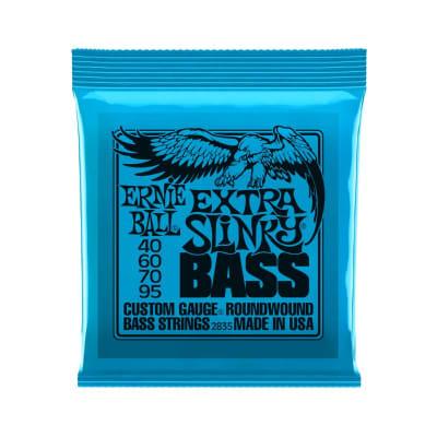 NEW Ernie Ball Extra Slinky Bass - .040 - .095