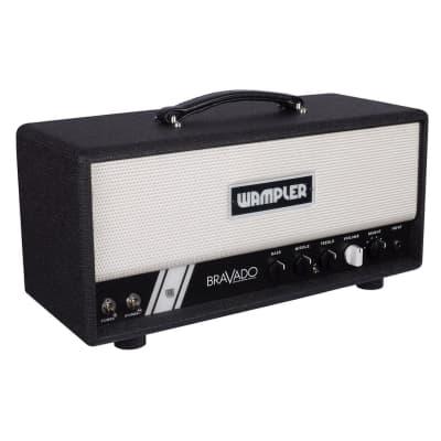 Wampler Bravado 40-Watt Hand-Wired Guitar Amp Head for sale
