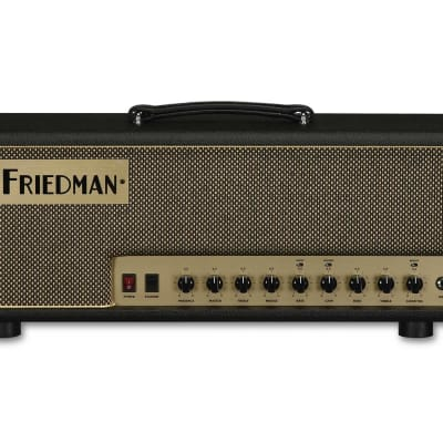 Friedman Runt-50 50-Watt 2-Channel All-tube Guitar Amp Amplifier Head 3-band EQ
