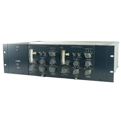 Neve 2254/A Compressor Limiter Racked Pair