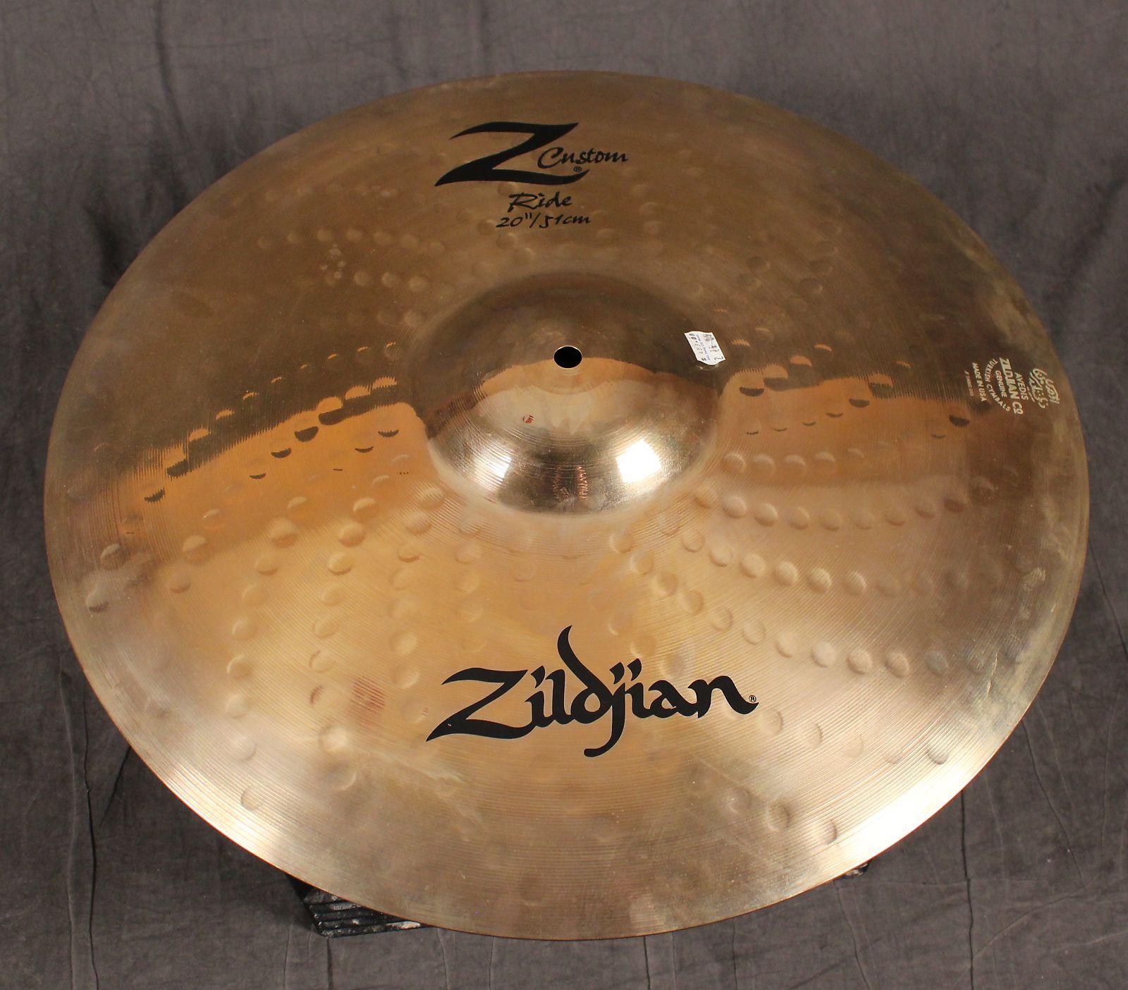 zildjian 20 z custom ride cymbal reverb. Black Bedroom Furniture Sets. Home Design Ideas