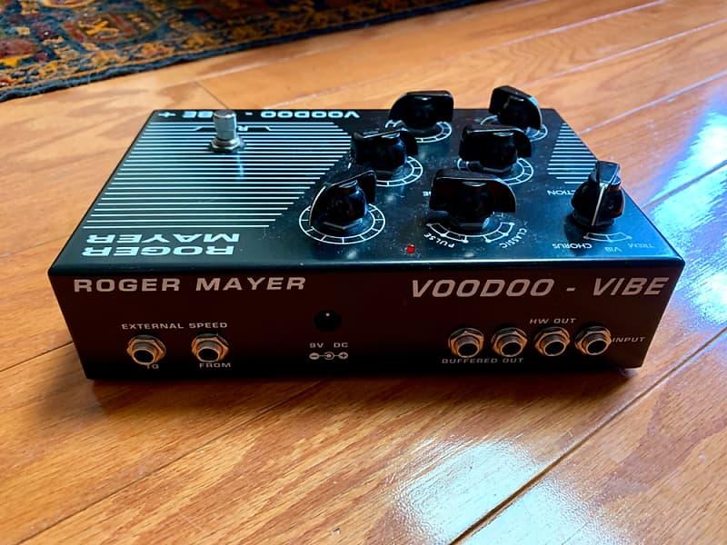 RM Voodoo-Vibe + - External Speed Control - Wah/Volume Pedal