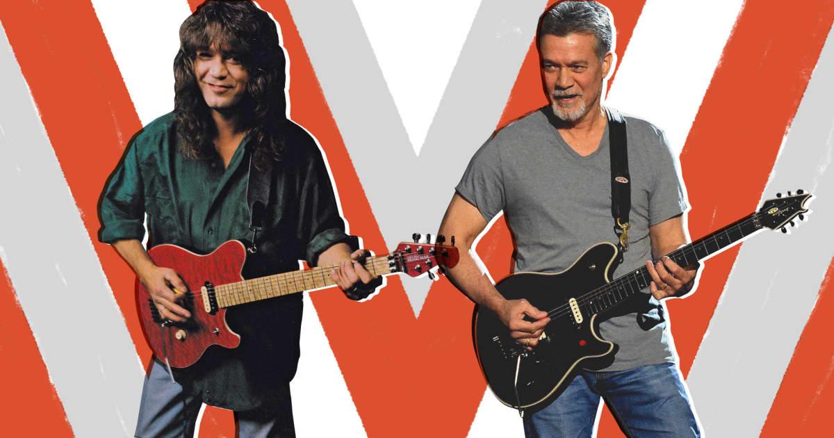 The Wolfgang Saga: How 3 Brands Built Eddie Van Halen's Signature Guitar