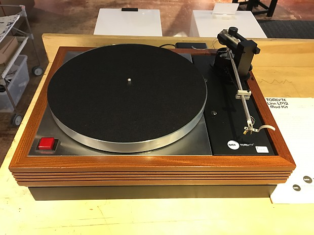 Linn LP12 Turntable with Torlyte Modification and Well Tempered Tonearm