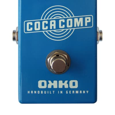 OKKO Coca Comp Compressor / Clean Boost for sale