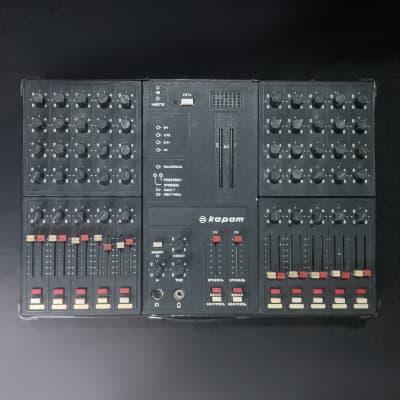1986 Formanta KARAT: Mixing Console - RARE Vintage Alanog Soviet Mixer | Polivoks Plant