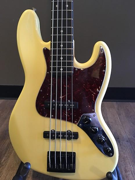 partscaster 5 string jazz bass fender noiseless pickups reverb. Black Bedroom Furniture Sets. Home Design Ideas