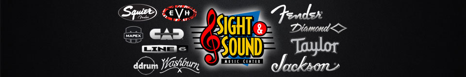 Sight and Sound Music Center